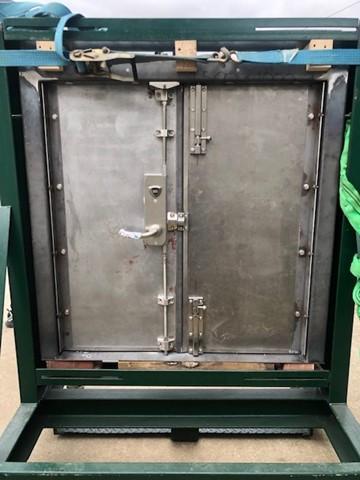 Ballistic Door Secure Side